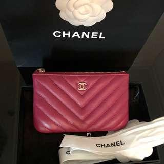 New year sale‼️Brand new Chanel o case card holder