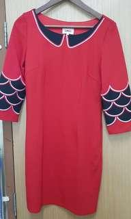 Red dress(new)