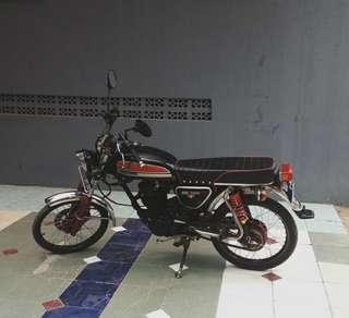 Honda CB 1993 Vintage