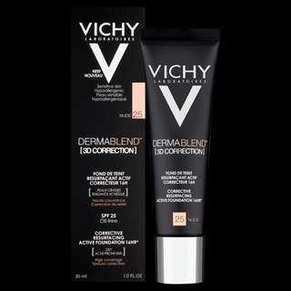 Vichy Dermablend 3D correction - shade  25 Nude