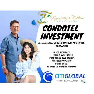 INCOME GENERATING CONDOTEL INVESTMENT