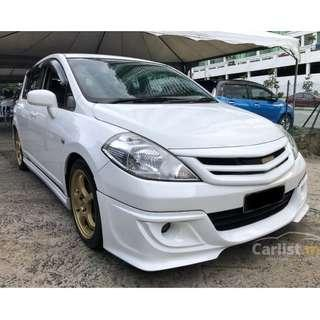 2009 Nissan Latio 1.6 ST-L Sport (A) One Owner Impul Bodykit