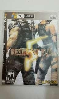 PC / Computer Game : Resident Evil 5/Biohazard 5