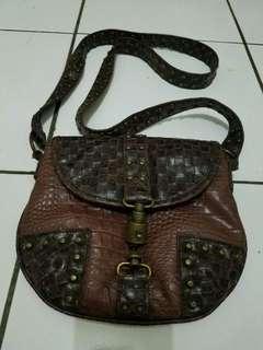 Tas kulit mini