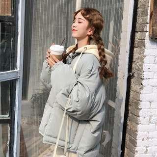 麵包服 大衣 外套 jacket 棉服