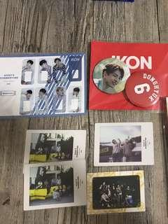 ikon official items sale!