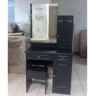 """Dressing Table DT-501 (L31.50"""" x D15.75"""" x H61.02""""inches)"""