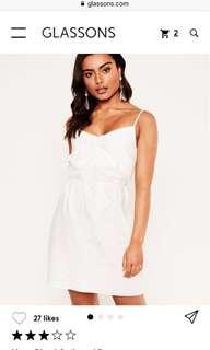 Glassons linen dress