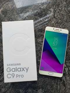 Samsung Galaxy C9 Pro 行貨有單 接近全新