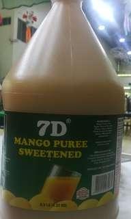 PURE MANGO PUREE