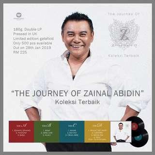 Zainal Abidin - The Journey Of (Double LP)