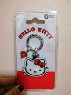 Latest Hello Kitty EZ Charm,  Limited Edition,  Take Hello Kiity on your daily bus, MRT/LRT rides with this adorable charm! For Valentine gift too.
