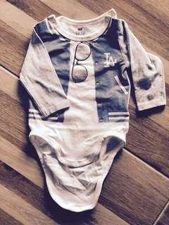 Baby Romper   LA   H&M