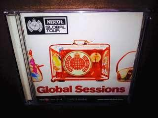 VA-Global Sessions - Ministry of Sound Nescafe Global Tour (Import - UK)(CD)(VG)
