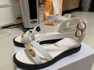 🚚 女神款羅馬涼鞋37號