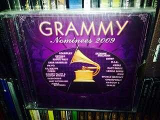 VA-Grammy Nominees 2009(CD)(Sealed)
