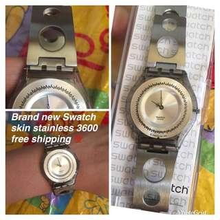 Swatch skin stainless