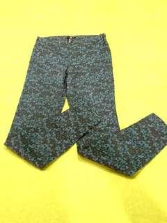 H&M Patern Trousers Pants