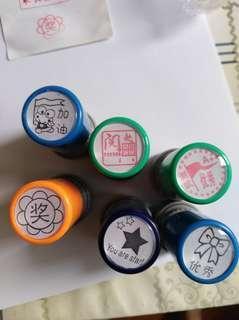 Teacher Stamps