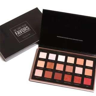 Focallure 18 Colors Eyeshadow we care your favors