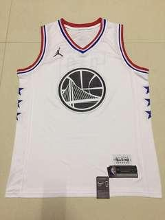 NBA ALL-STAR Jersey Curry