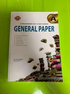 General Paper Book