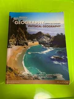 Upper Secondary Physical Geography Textbook