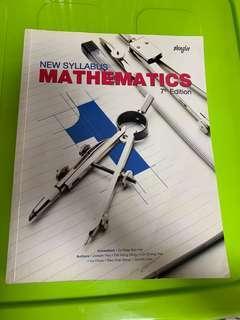 Shinglee New Syllabus Mathematics 7th Edition Secondary 1