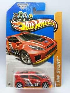 Hot Wheels '12 Ford Fiesta (RTH)