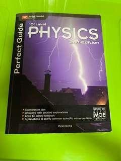 Perfect Guide O Level Physics Textbook