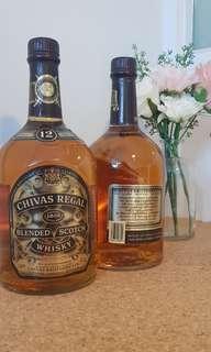 [Sale] (1000ml) Old Chivas Regal 12 years