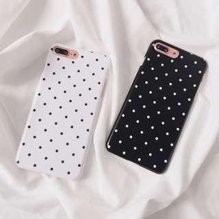 Polkadots   iphone case