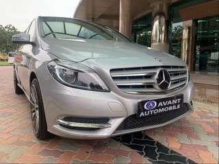 Mercedes-Benz B180 Auto