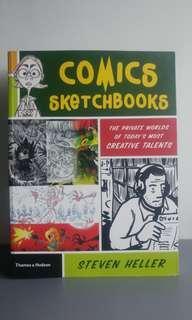 Comics Sketchbook
