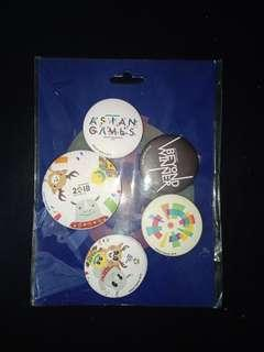 Asian Games Pin