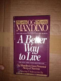 og-mandino books