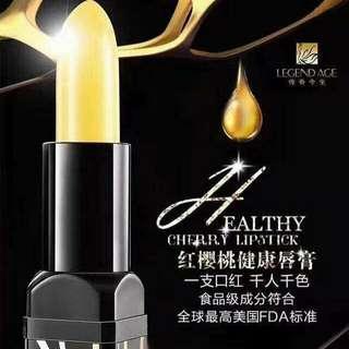 Legend Age Healthy Cherry Lipstick / Lipbalm