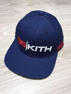 60c43c48d5818 Kith New York Natives Collection Snapback Cap (Navy)