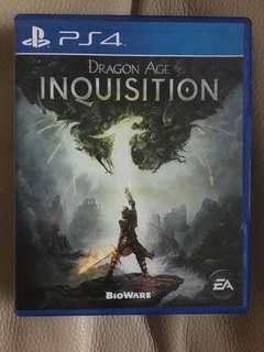 PS4 Dragon Age Inquisition 龍騰世紀
