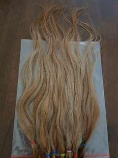 Hairextension 85helai panjang 50cm