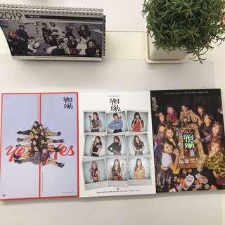 WTS Twice 6th Mini Album Yes or Yes Unsealed