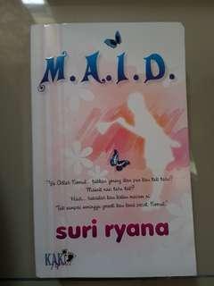 M.A.I.D Novel