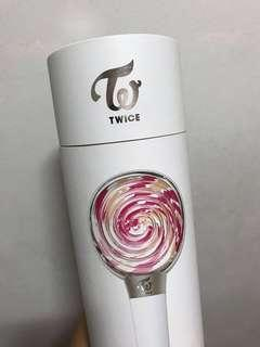 [WTS] twice official lightstick (candy bong)