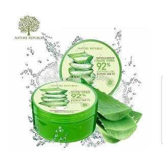 SALE!! Habiskan stock Nature Republic Aloe Vera (300ml
