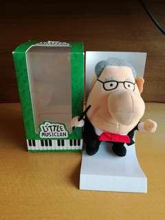 Little Musician : CONDUCTOR Soft Toy