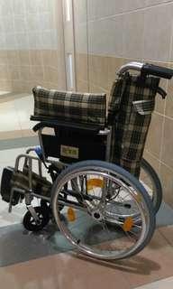 全套售,全新手動輪椅 及 全新輔助醫療步行架