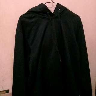 Hoodie Hitam - All size