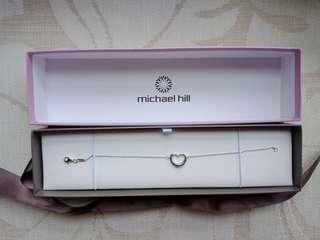 Heart shaped bracelet - Michael Hill
