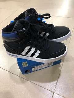 Adidas high heel sport shoes
