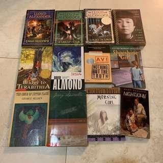 Various Award-winning Children's Books